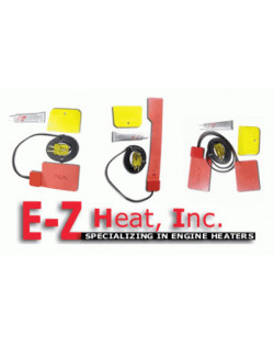 E-Z HEAT ENGINE HEATER 360