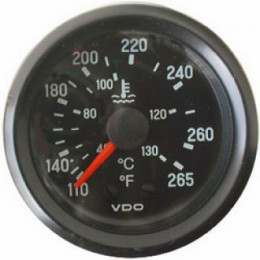 """Ampèremètre VDO - 12 VDC 2""""  AM010"""