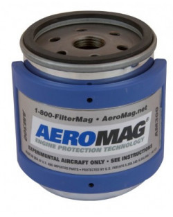 "AM365 3.5"" AEROMAG OIL FILTER MAGNET"