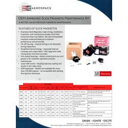 KIT DE REPARATION MAGNETO SLICK MK401