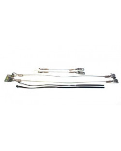 MAIN LANDING GEAR SAFETY CABLE