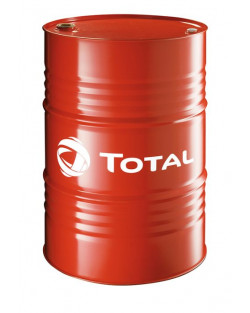 TOTAL PISTON OIL , DRUM 208LT