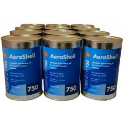 HUILE AEROSHELL TURBINE OIL 750 (PACK 12*1L)