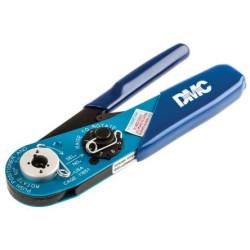 Pince à sertir DMC AFM8, taille de fil 32 → 20 AWG