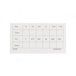 Carte de calibration compas C23-807