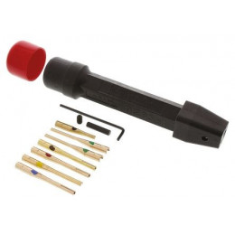OUTILLAGE PIN & SOCKET TOOL WITH INTERCHANGEABLE TIPS 91285-1