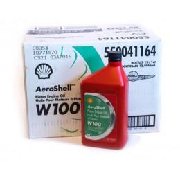 HUILE AEROSHELL W100