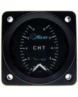 "CHT/CHT DUAL METER 2 1/4"""" TYPE 46127"