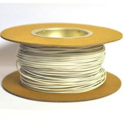 Câble non blindé 10GA WHITE WIRE M22759/16-10-9