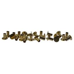 Rivets pour plaquettes de freins RA105-00200 (100 pcs)
