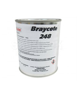 BRAYCOTE 248, PRESERVATION GREASE, CAN 1 LB