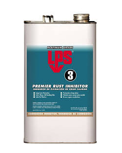 LPS3 RUST INHIBITOR, CAN 1 GAL