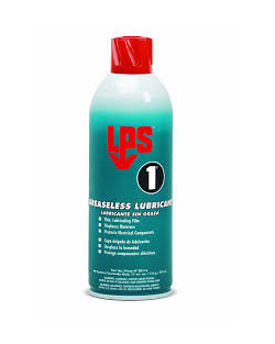 LPS 1 ,GREASELESS LUBRICANT , SPRAY 379 ML