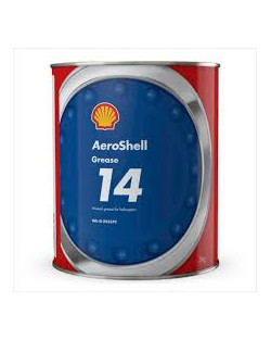 AEROSHELL GREASE 14, HELICOPTER MULTI-PURPOSE GREASE, CAN 3KG