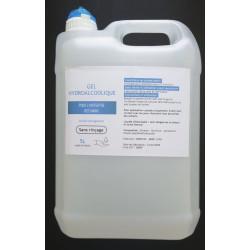 Gel hydroalcoolique sans 5L GH5L