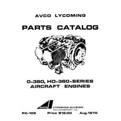 IPC LYCOMING O-360 HO-360