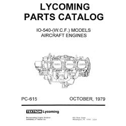IPC LYCOMING IO-540
