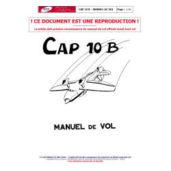 MANUEL DE VOL CAP10 B