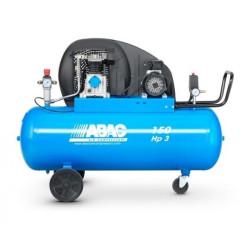Compresseur d'air A29B 150 CM3 150L - 20.2m3/h - 230 V mono - 10b ABAC