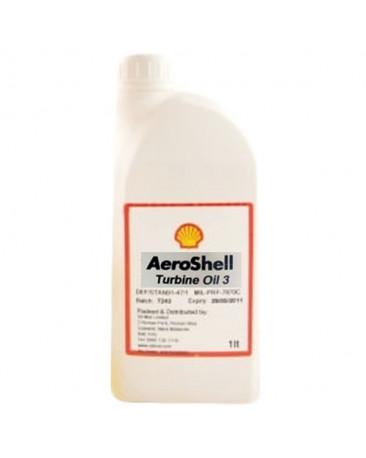 AEROSHELL TURBINE OIL 3 1 LITRE