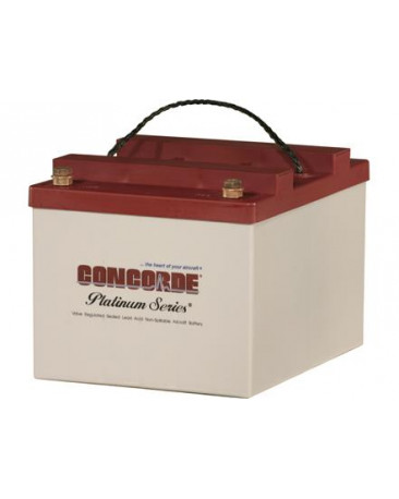 Batterie CONCORDE RG24-20