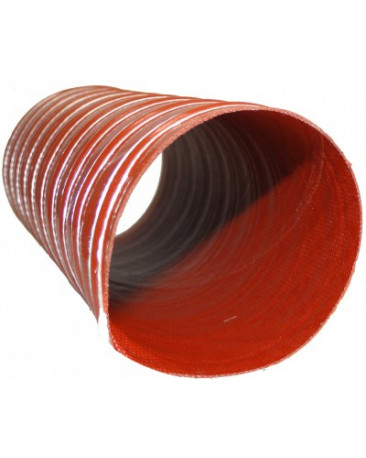 """SCEET 5 DOUBLE WALL SILICONE DUCTING 1.25"""""""