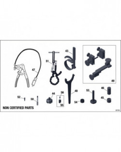 OUTILS SEPARATION CARTERS 912/914 877766