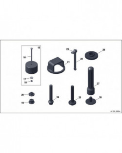 OUTIL INSERT JOINT REDUCTEUR 912 876518