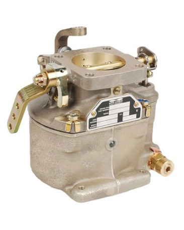 CARBURETOR ASSEMBLY - OHC MA3-SPA - SOLID EPOXY FLOATS 10-4252-2-H