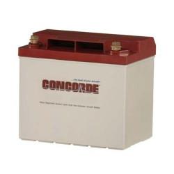 BATTERIE CONCORDE RG-25XC